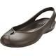 Crocs Olivia II Flat Sandals Women Espresso